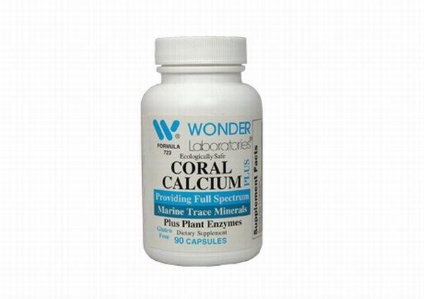 Coral calcium 2500 mg Pure Coral Calcium