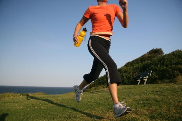 Exercise with allergies