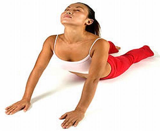 Living Through Yoga