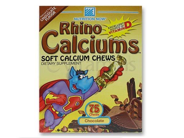 Rhino Calciums Soft Calcium Chocolate