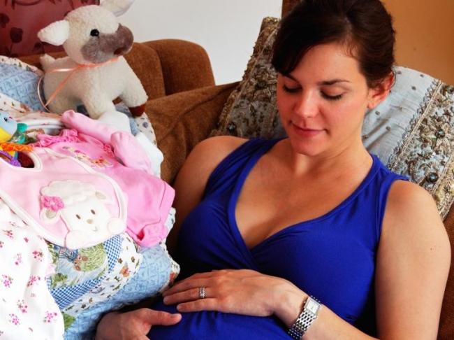 Состояние как у беременной