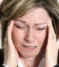 women with aura type migraines at risk of stroke