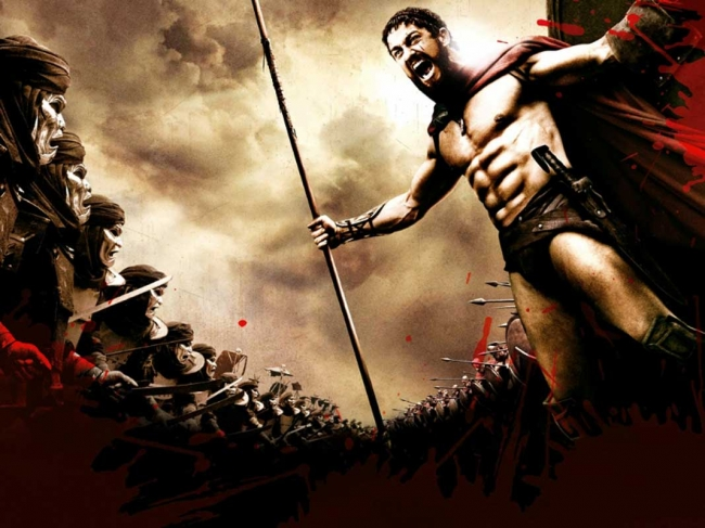 Want to look like Spartans of '300'? Here's the answer ...