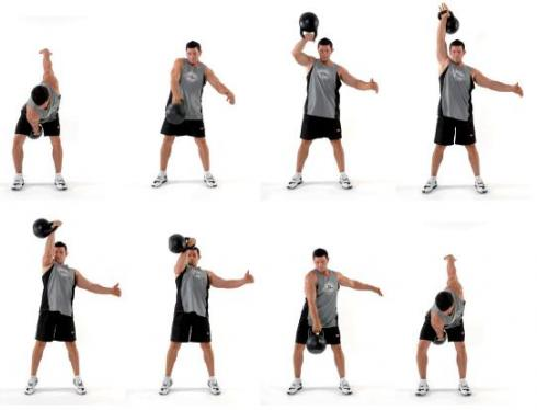 Do kettlebell workouts burn fat