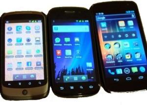 G1,_Nexus_One,_Nexus_S,_Galaxy_Nexus