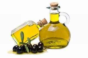 Olive oil for skin glowing