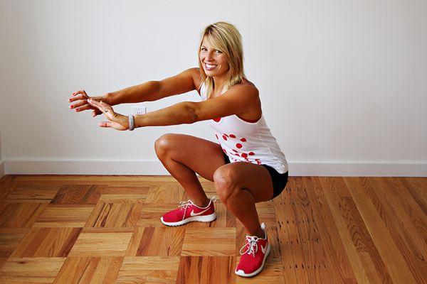air-squats