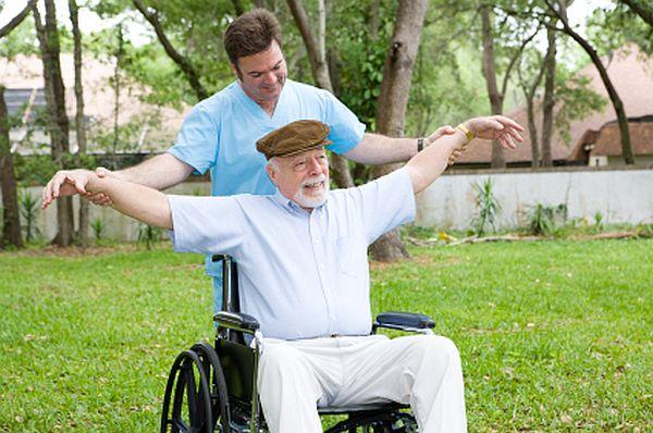 Senior Stretching Exercises