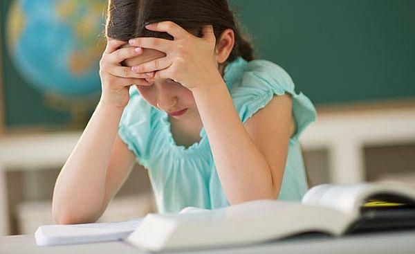 dyslexia in child