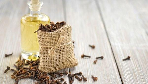 1.clove oil