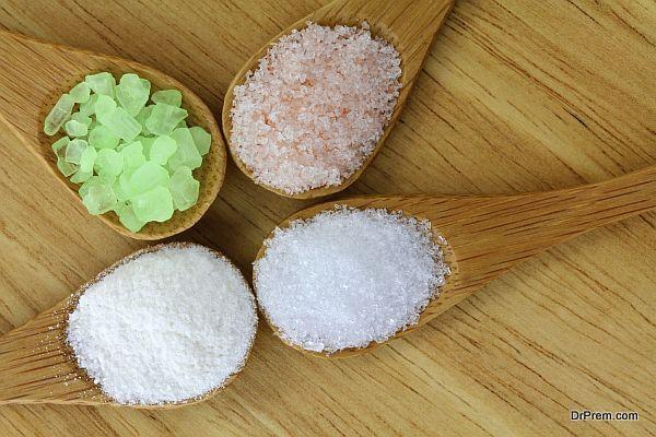 Epsom salt  and beauty treatments (2)