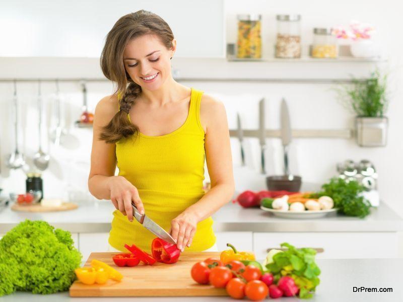 Eat cleanly prepared food