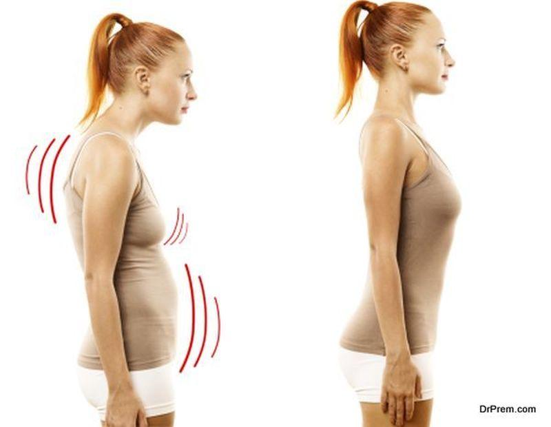 Improves Body Posture