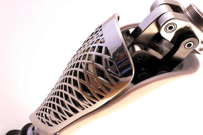 Prosthetic limb for women