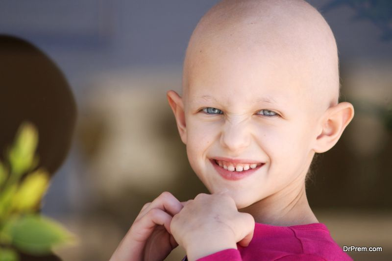 cancer kid camps