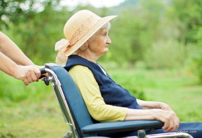 Parkinson's disease patient