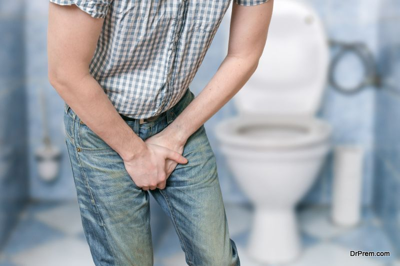suffering with Prostate