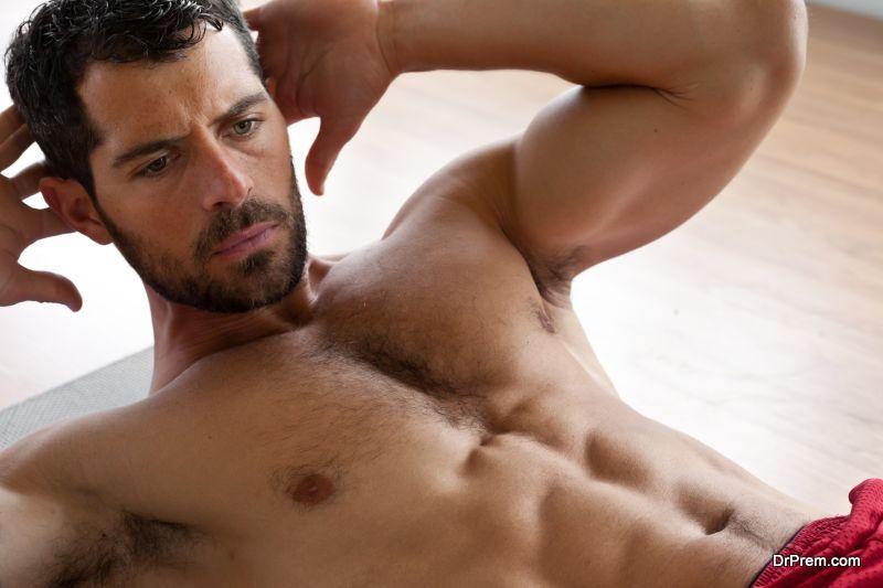 Flat Ab Exercises for Men