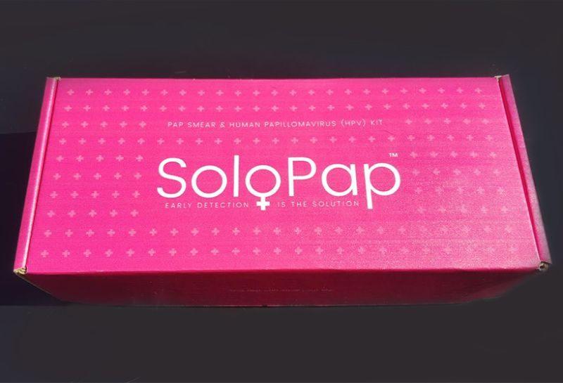 SoloPap HPV Test kit