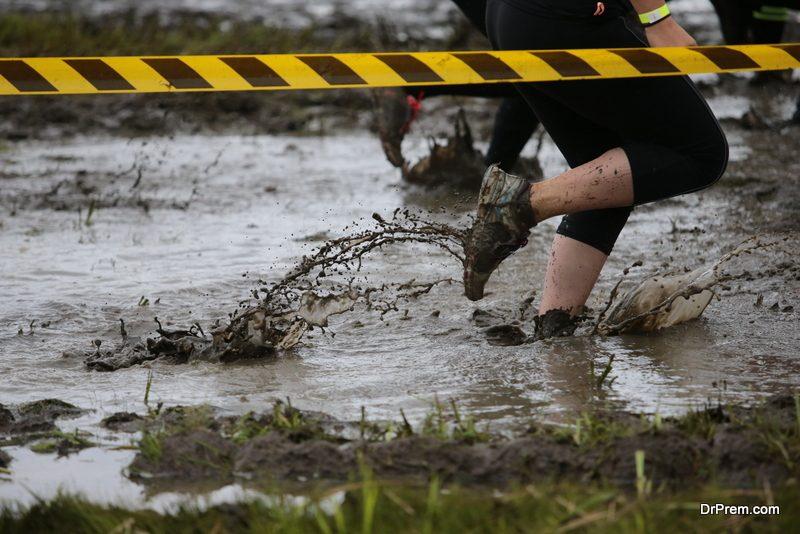 Try-a-Mud-Run