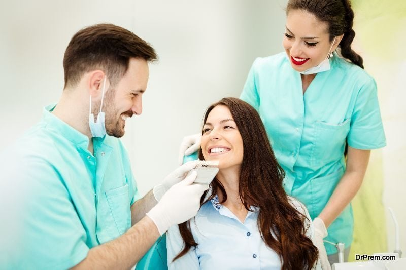 Searching for a New Dental Clinic