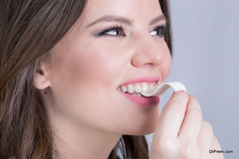naturally sweetened gum