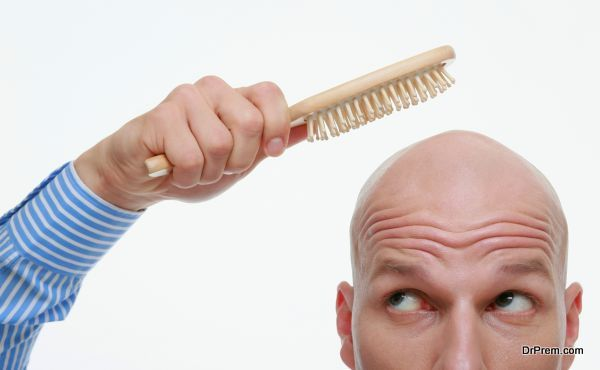 Everyone Loses Their Hair With Age