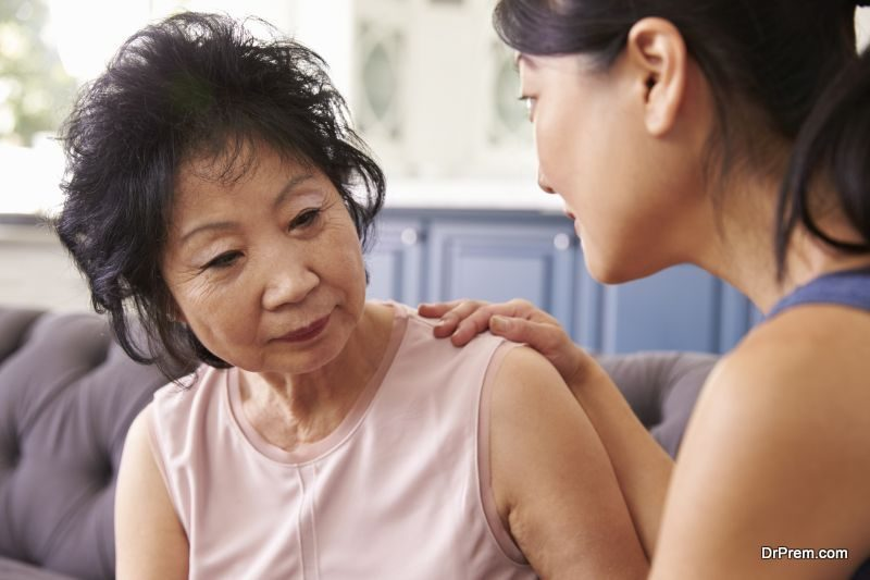 Handling a Loved One with Dementia