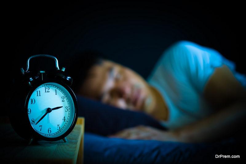 Improve night-time rest