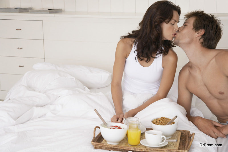 Increased Intimacy