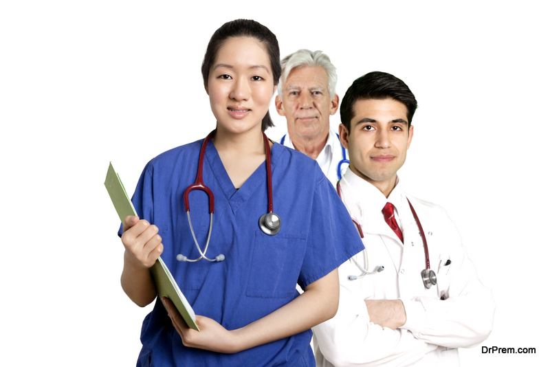 career in healthcare