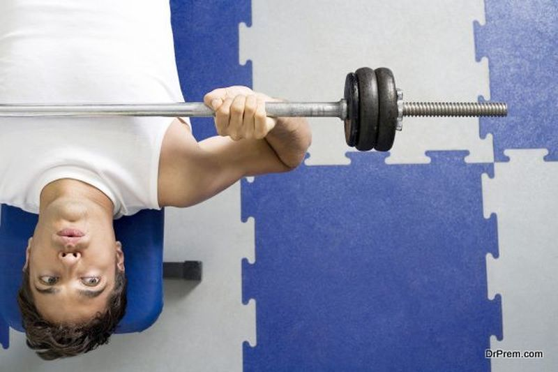 Avoid Strenuous Work and Lifting weight