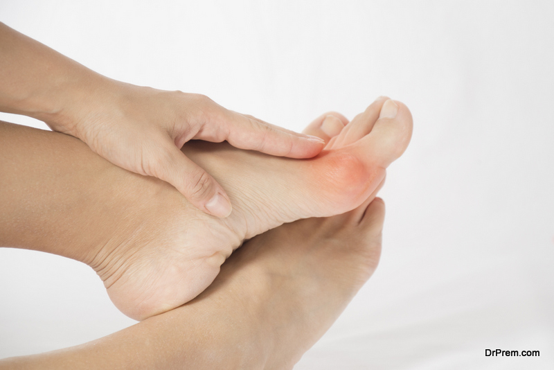 Common Foot Conditions and Treatment