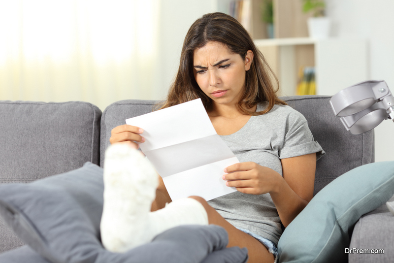 Handle Your Medical Bills after a Car Accident