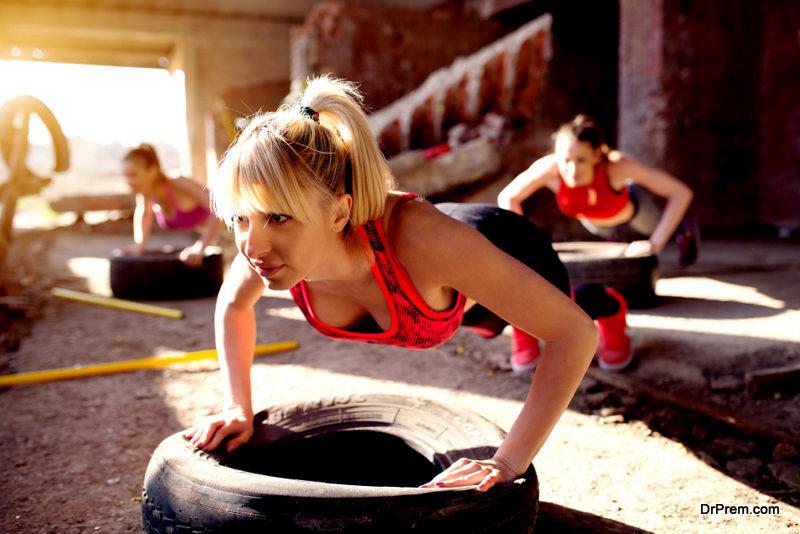 Avoid push-ups