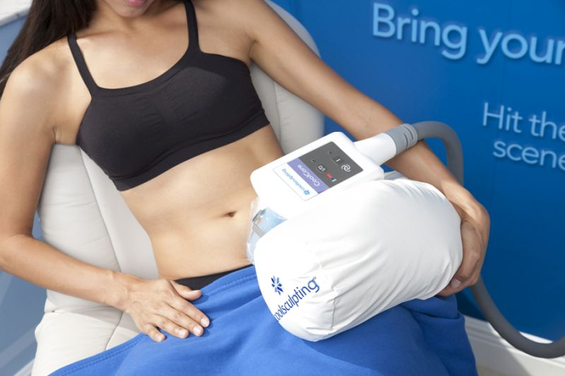 opt for Coolsculpting for fat removal