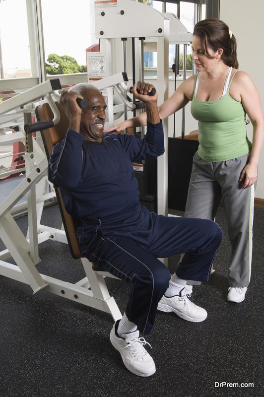 Personal Trainer career