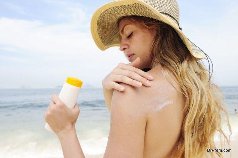 Sunscreenis your friend
