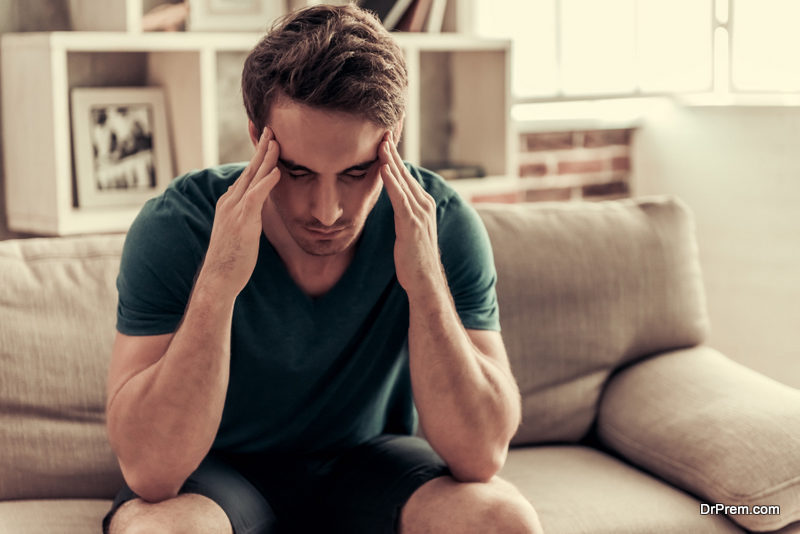 An increase in fatigue