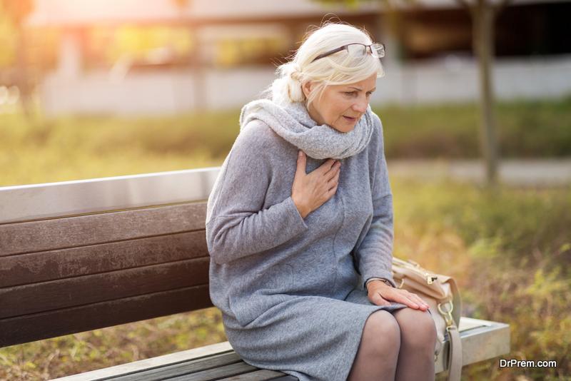 senior citizen health issues