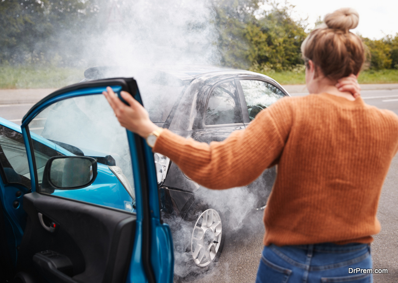 Dealing-with-a-Car-Accident.