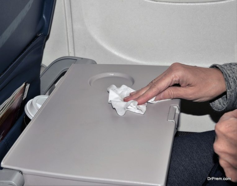 airlines are focusing on thorough cleaning