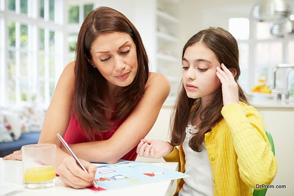 single child get better grades