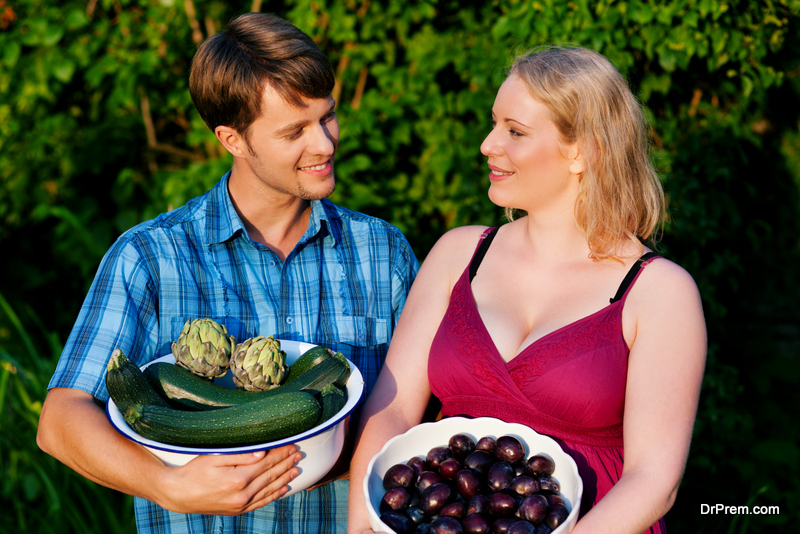 Locally Sourcing Food