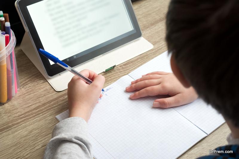 parents often choose cyber school for children