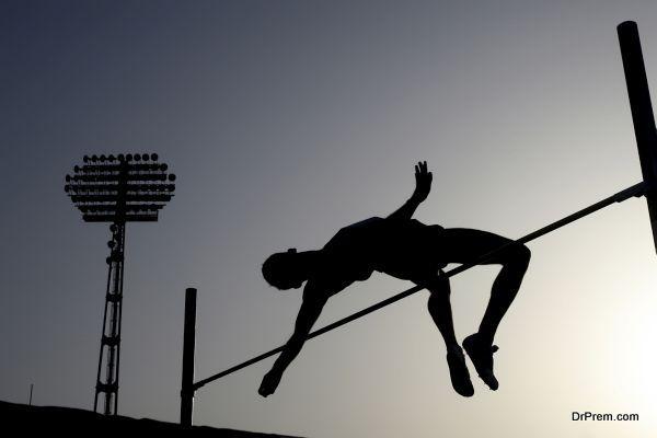 Avoid Running or heavy Sports