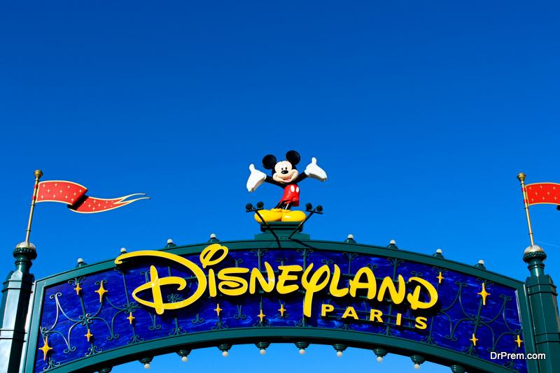 traveling to Walt Disney World