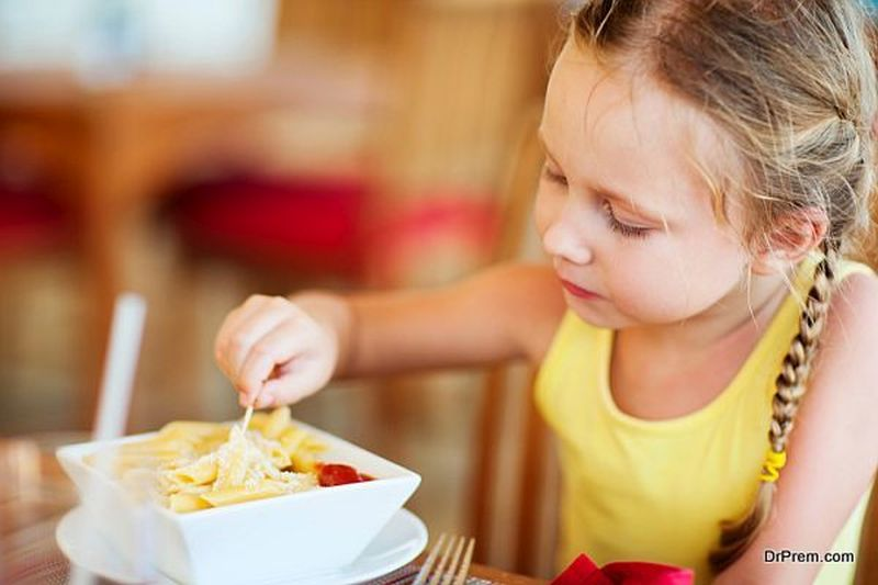 Keep Your Kids' Diet in Check