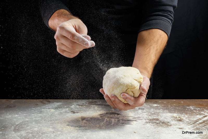 Making-your-own-pizza-dough