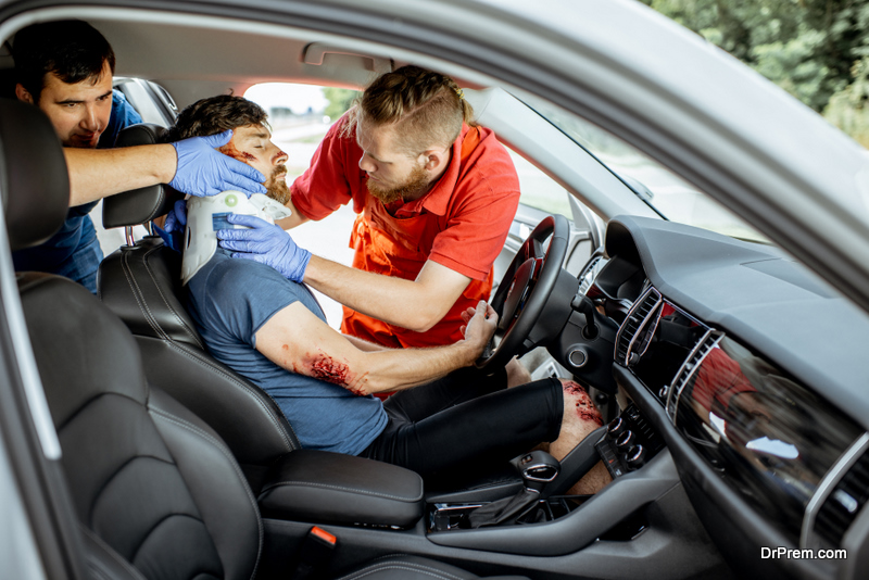 Get on the Right Track After a Car Injury